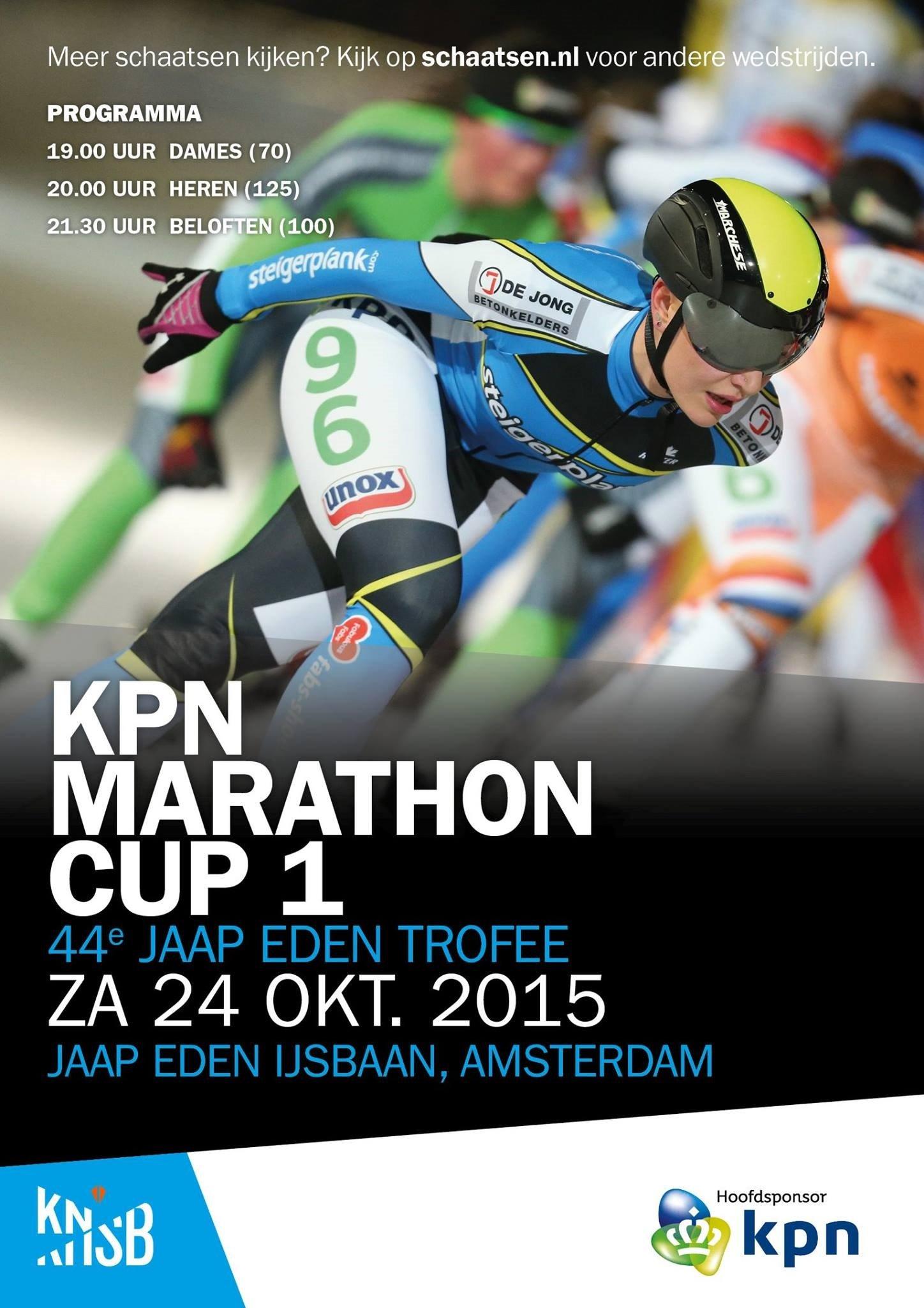 Marathon Amsterdam 24-okt